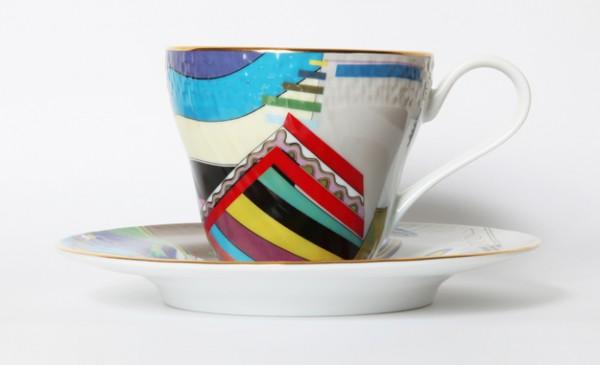LAST CAFE COFFEECUP&SAUCER D